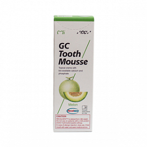 Дынный GC Tooth Mousse